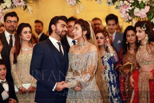 farhan-saeed-urwa-hocane-mehndi-barat Urwa Hocane Farhan Wedding Pics| Nikah Walima Dholki Barat