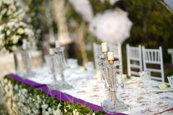 farhan-urwa-lunch-decoration Urwa Hocane Farhan Wedding Pics| Nikah Walima Dholki Barat