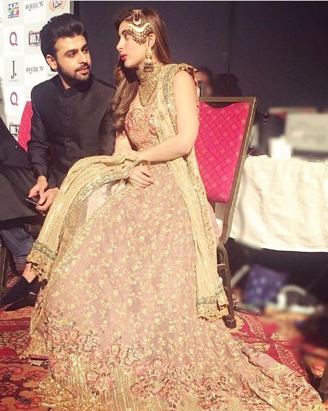farhan-urwa-weddings Urwa Hocane Farhan Wedding Pics| Nikah Walima Dholki Barat