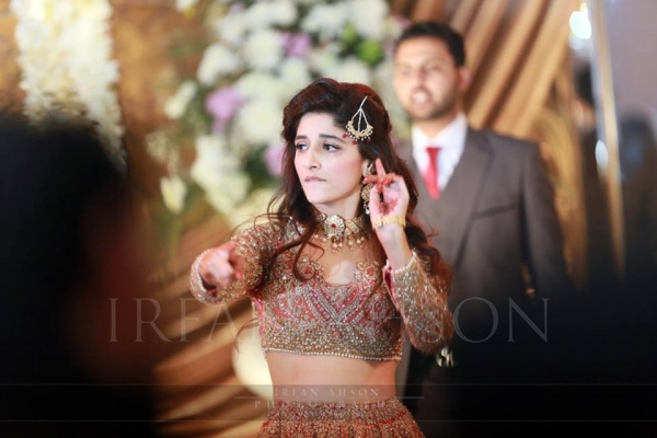 mawra-hocane-dance Urwa Hocane Farhan Wedding Pics| Nikah Walima Dholki Barat