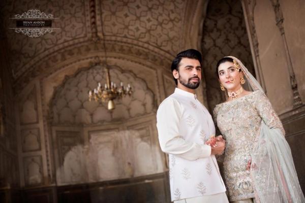 urwa-and-farhan Urwa Hocane Farhan Wedding Pics| Nikah Walima Dholki Barat