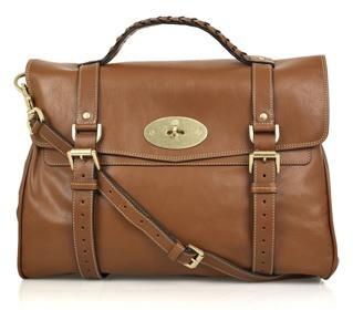 Alexsa Leather Handbag For Women