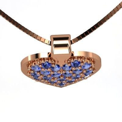Charm-Gold-Necklace Awesome Gold Necklaces Collection For Women
