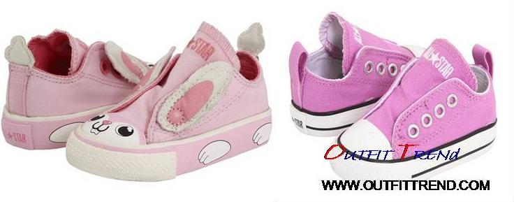 Converse All Star For Baby Girls
