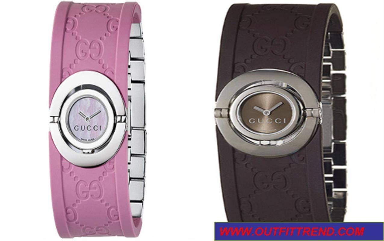 Cool Gucci women belt watch