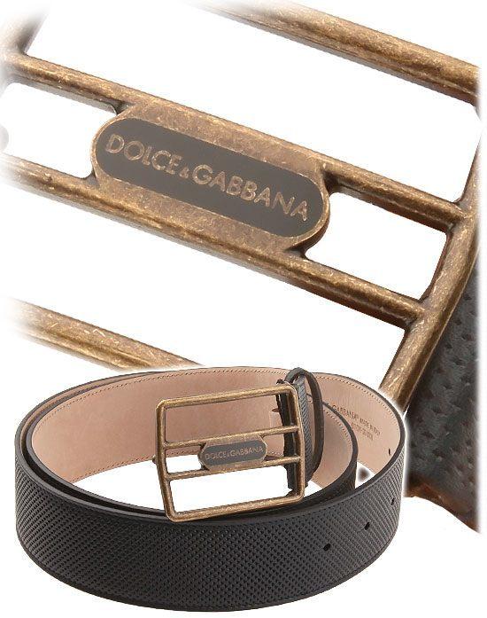 D&G Mens Formal belt