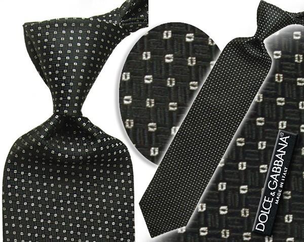 D&G black tie