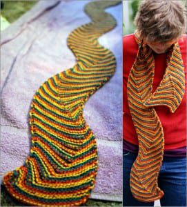 Funky Scarves For teens