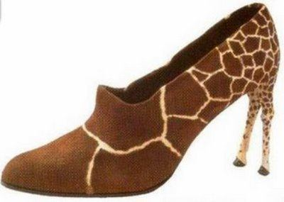 Giraffe-Shoes These 30 World Most Unique and Crazy Shoes Will Blow Your Mind