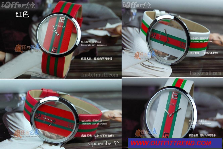 Gucci Women Belt Watches 2011