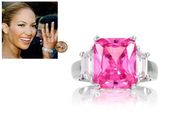 JLo Engagement Ring