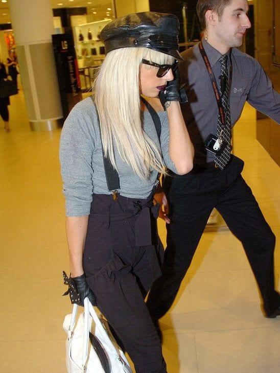 Lady Gaga Funky style