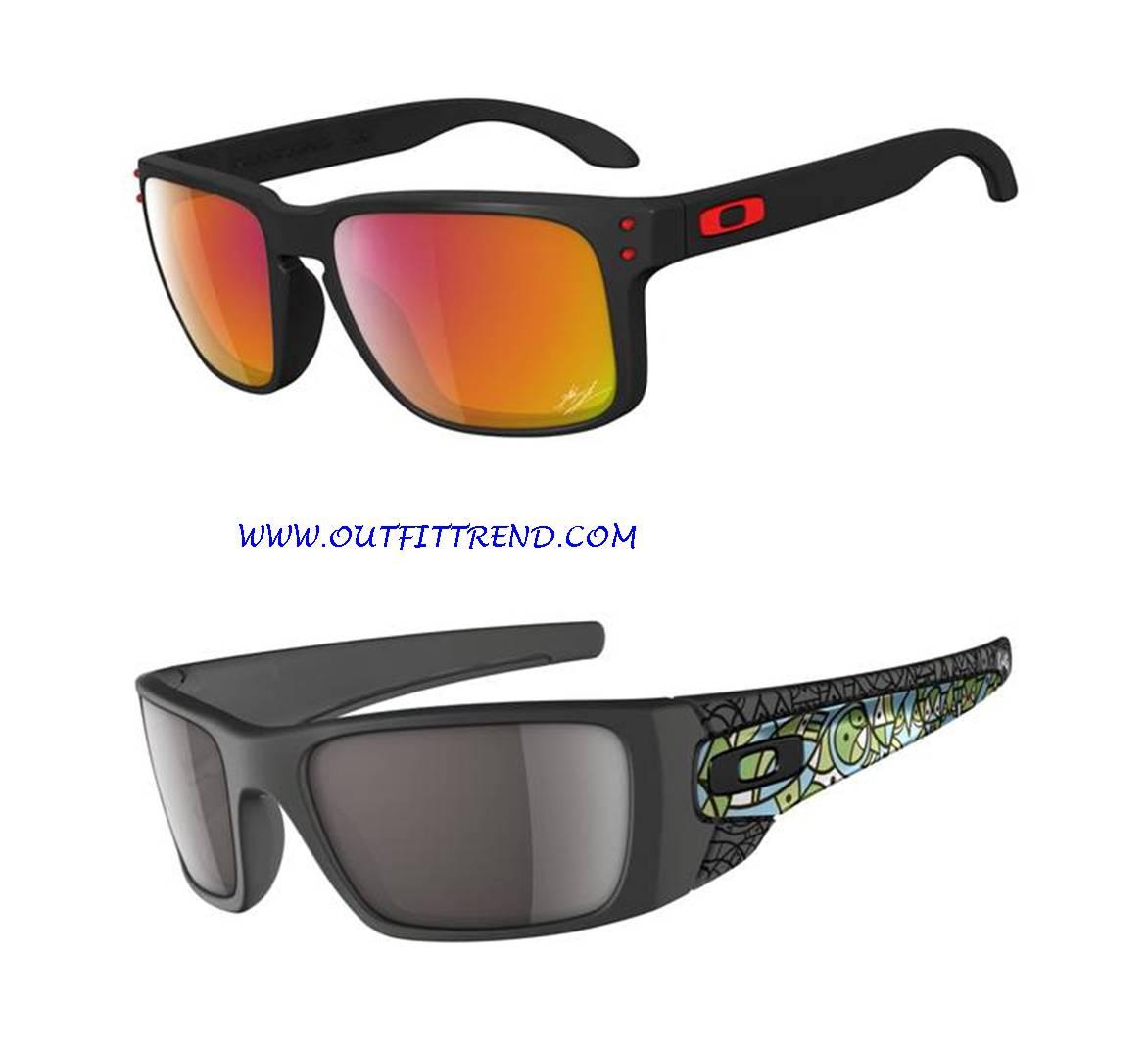 latest oakley shades