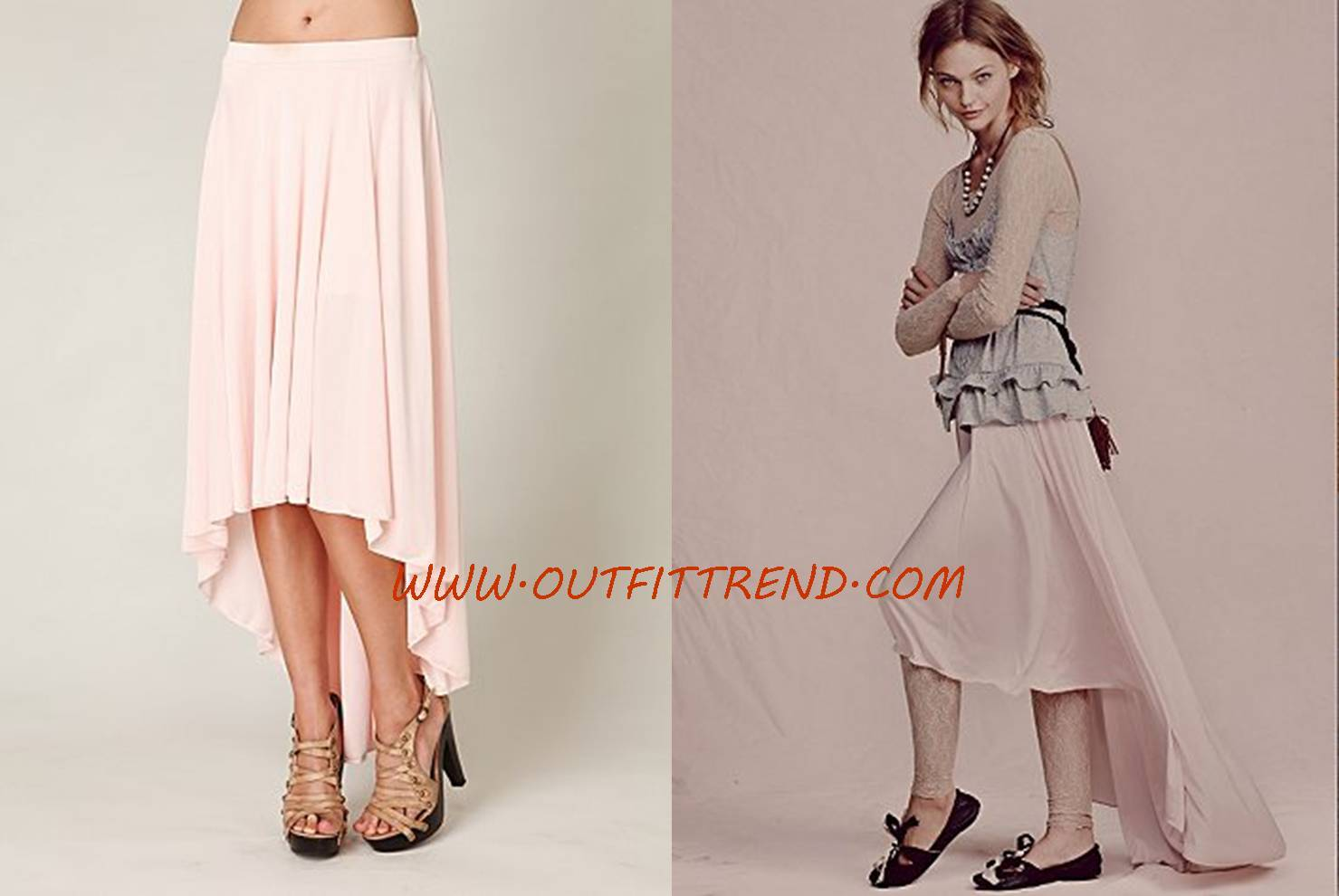 Maxi Skirt Fashion