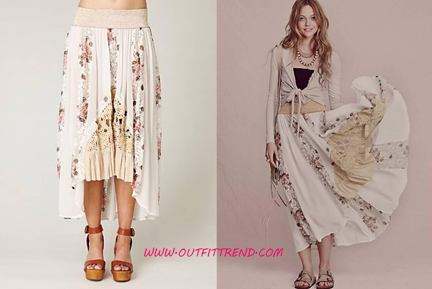 Maxi Skirts Uk