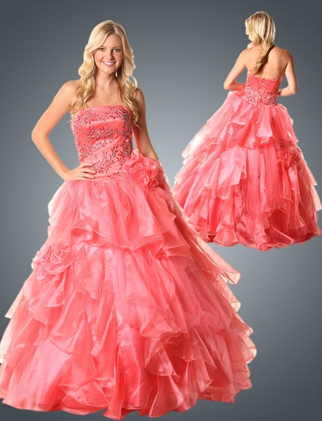 Most Beautiful Prom dress 2011