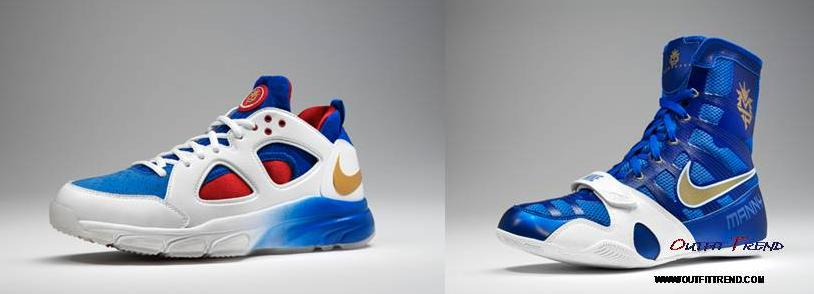 New Nike Manny Pacquiao shoes