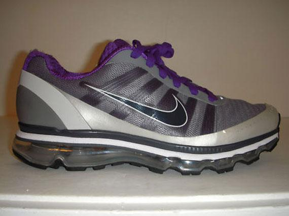 Nike Air Max 2010 – Grey Purple