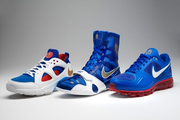Nike Manny Pacquiao Summer Footwear