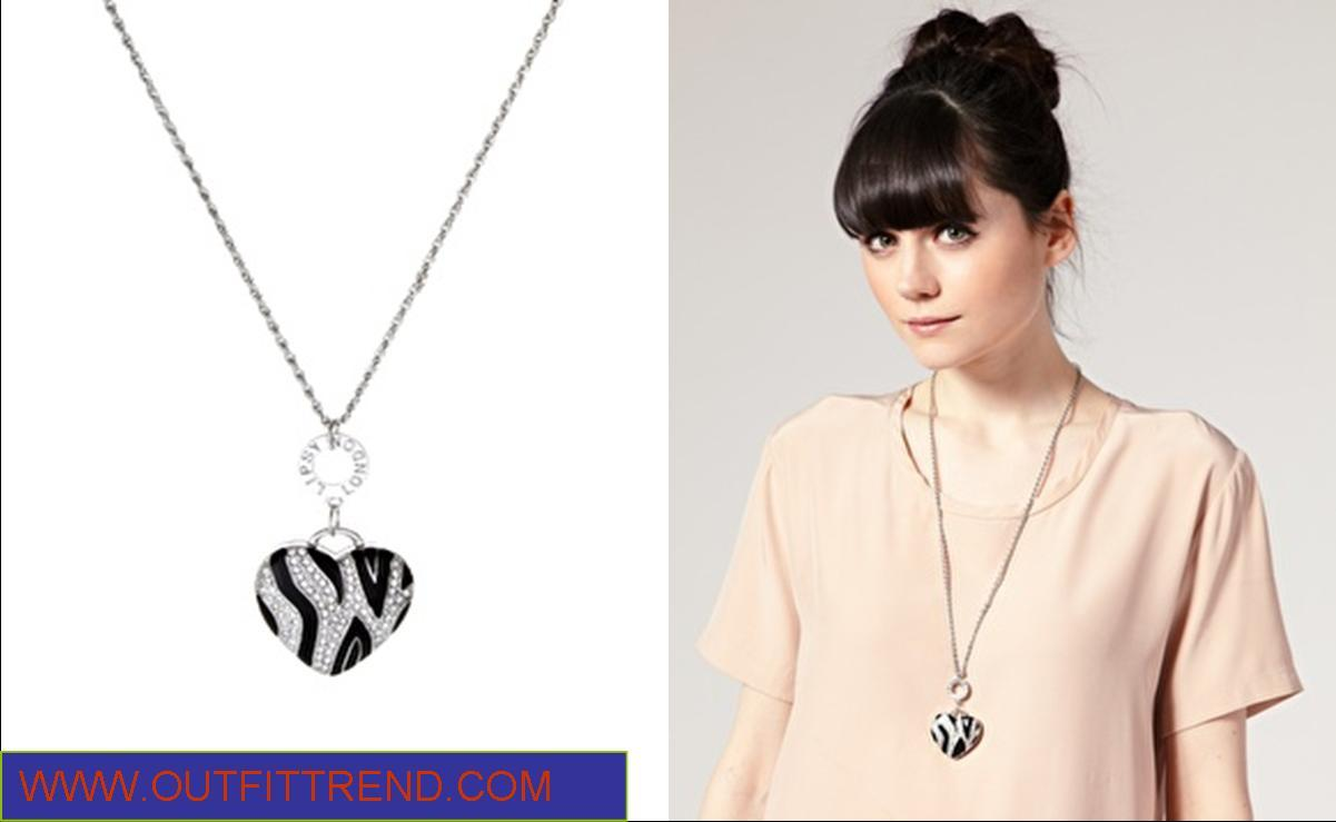 Stylish heart Necklace