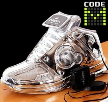 Unique-Shoes-dada-music These 30 World Most Unique and Crazy Shoes Will Blow Your Mind