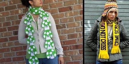 Unqiue scarves