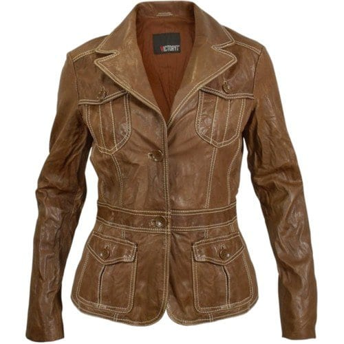 sexy-women-leather-jacket Stylish Leather Jackets Outfits For women