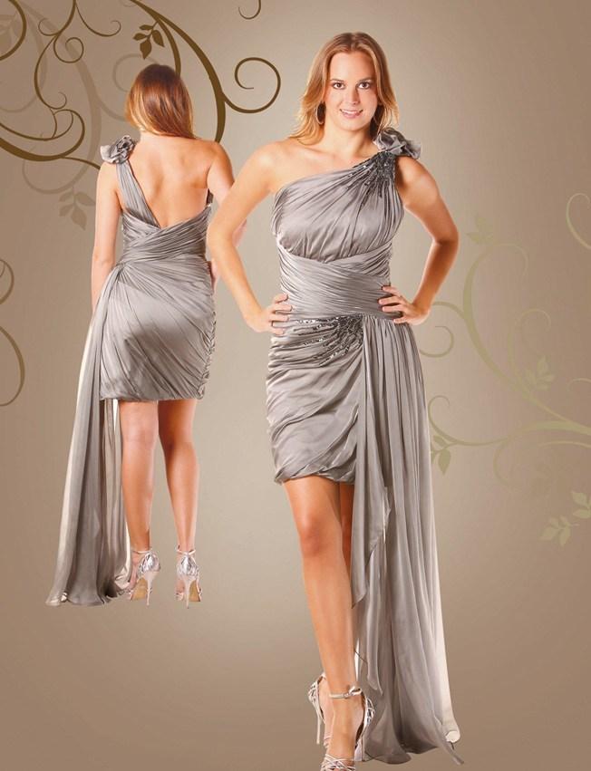 trendy prom dress