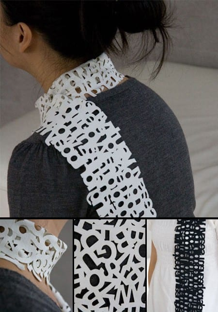 unqiue scarf