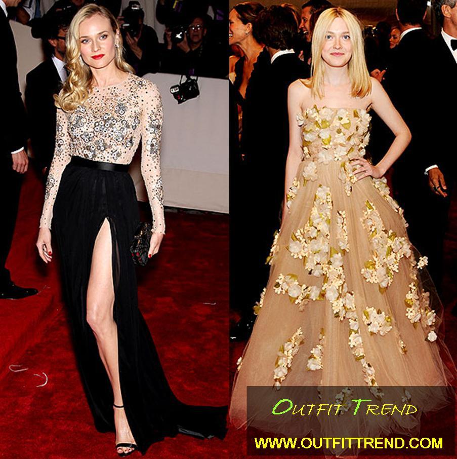 Best Dresses at Met Gala 2011