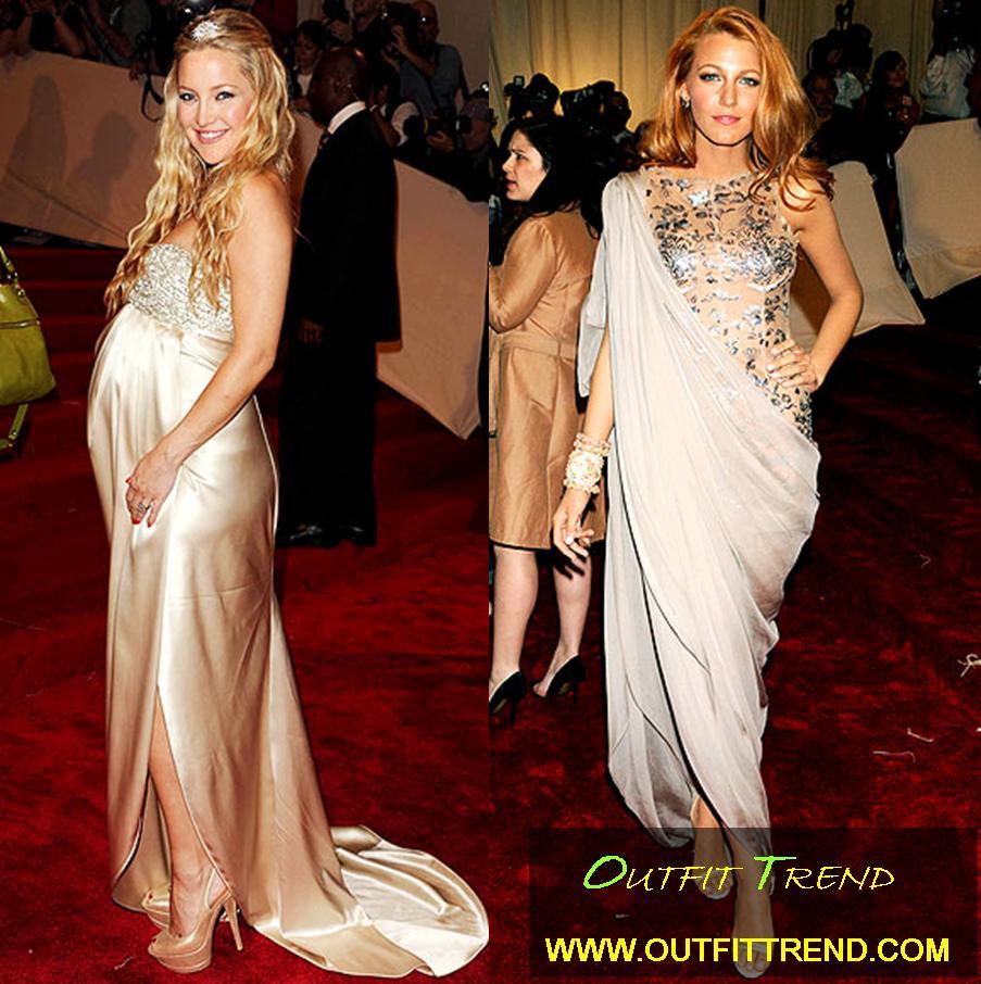 Celebrities Fashion Met Gala 2011