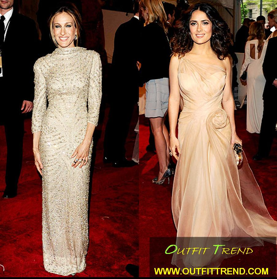 Cute-Outfits-at-Met-Gala-2011 Top Celebrities Dresses and Fashion Outfits at Met Gala 2011