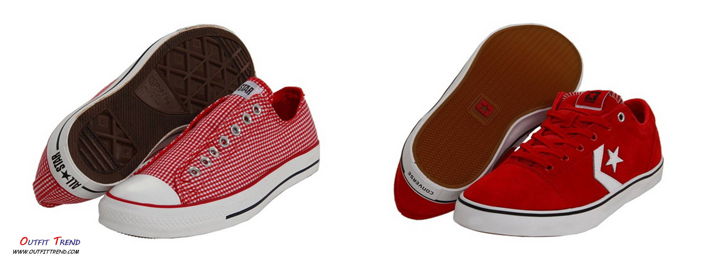 Red-Converse-All-Star-For-Men Trendy Converse Chuck Taylor All Stars For Men Collection