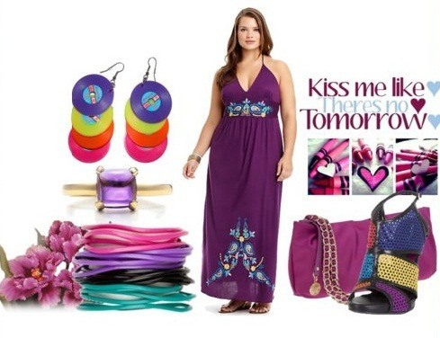 Summer Fashion Accessories For Plus Size Women