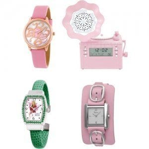 Trendy-Watches-For-Teens Trendy Pink Watches For Teen Girls and Kids