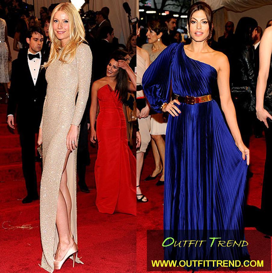 Unique Dresses at Met Gala2011