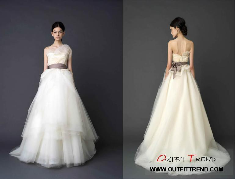Vera-Wang-Wedding-Dresse Vera Wang Spring 2012 Wedding Dresses collection