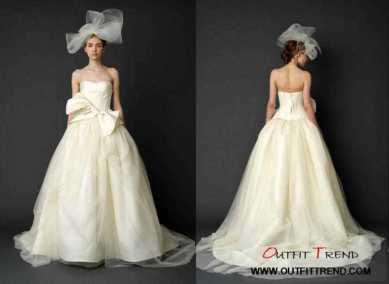 Vera-Wang-Wedding-Gowns Vera Wang Spring 2012 Wedding Dresses collection