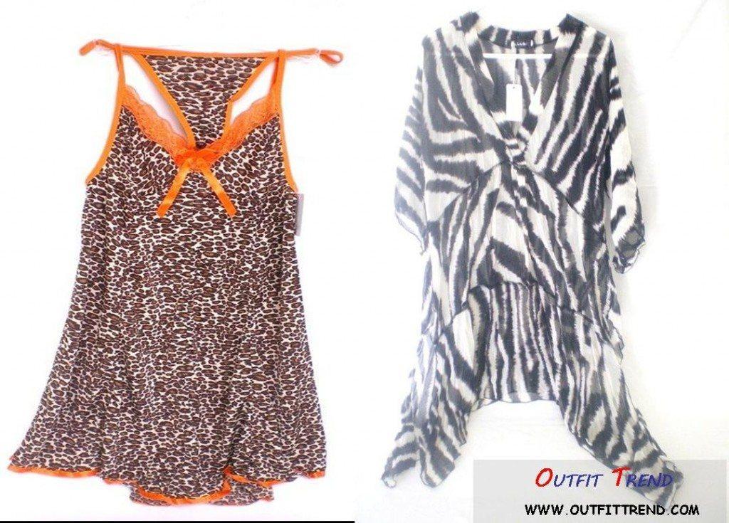 Animal Print Clothing For Women
