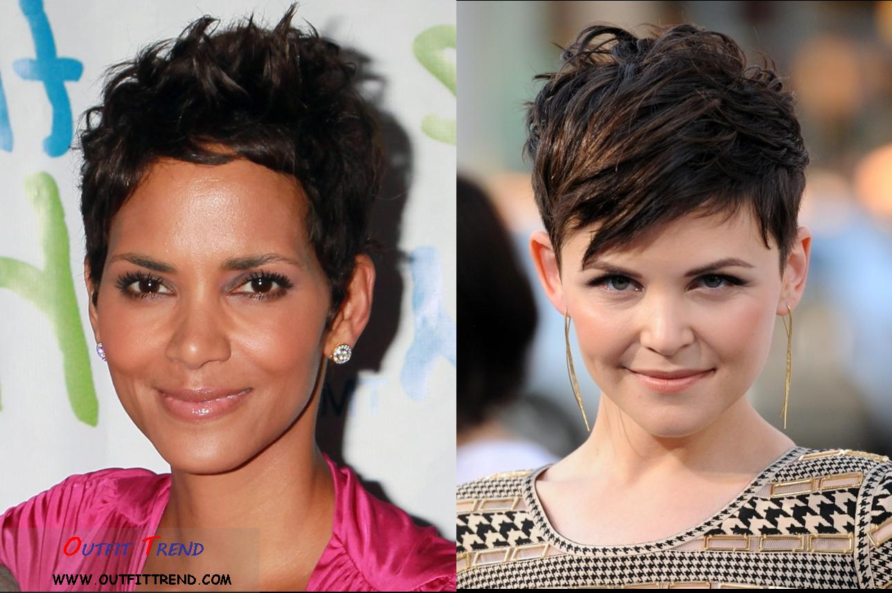 Celebrities-Hair-Style-Ideas 14 Top Celebrities Inspired Short Hairstyles To Follow This Year