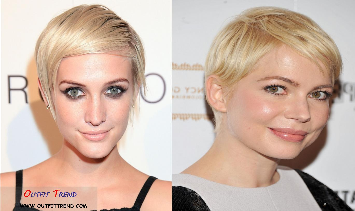 Celebrities-Short-Hair-style 14 Top Celebrities Inspired Short Hairstyles To Follow This Year