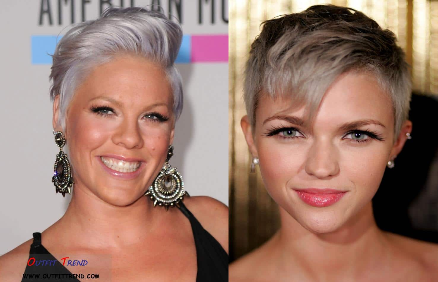 Clebrities-Hairstyles 14 Top Celebrities Inspired Short Hairstyles To Follow This Year