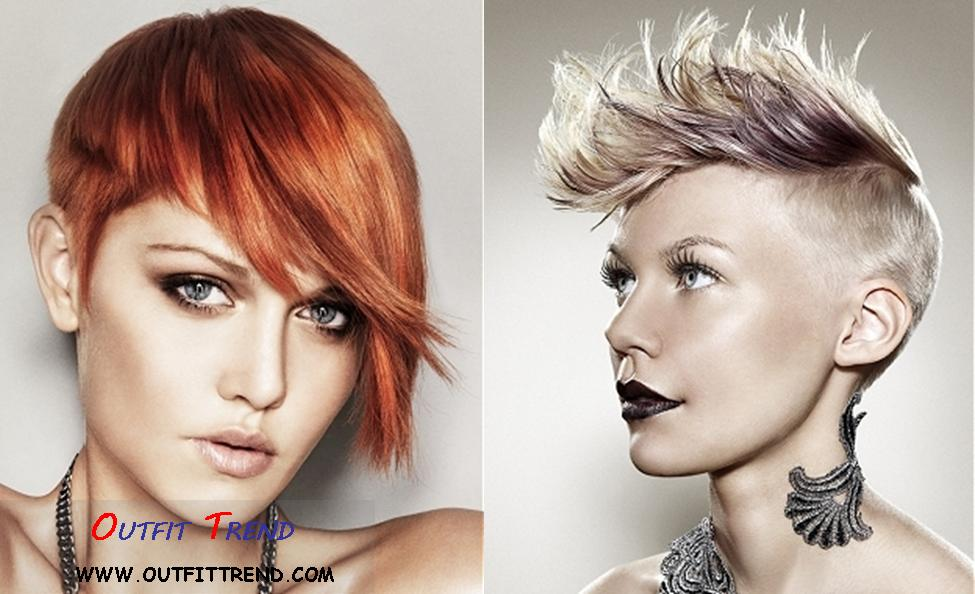 Cool-New-Short-Hairstyles 16 Simple Short Hairstyles For Girls You can Make in Minutes