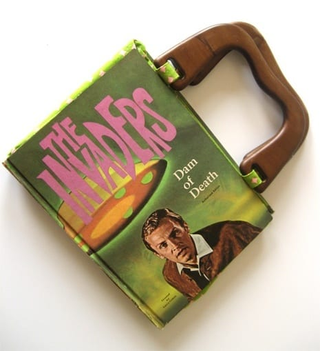 Funky-Book-Hanbag 10 world most Creative and Strange Handbags/Purses Collection
