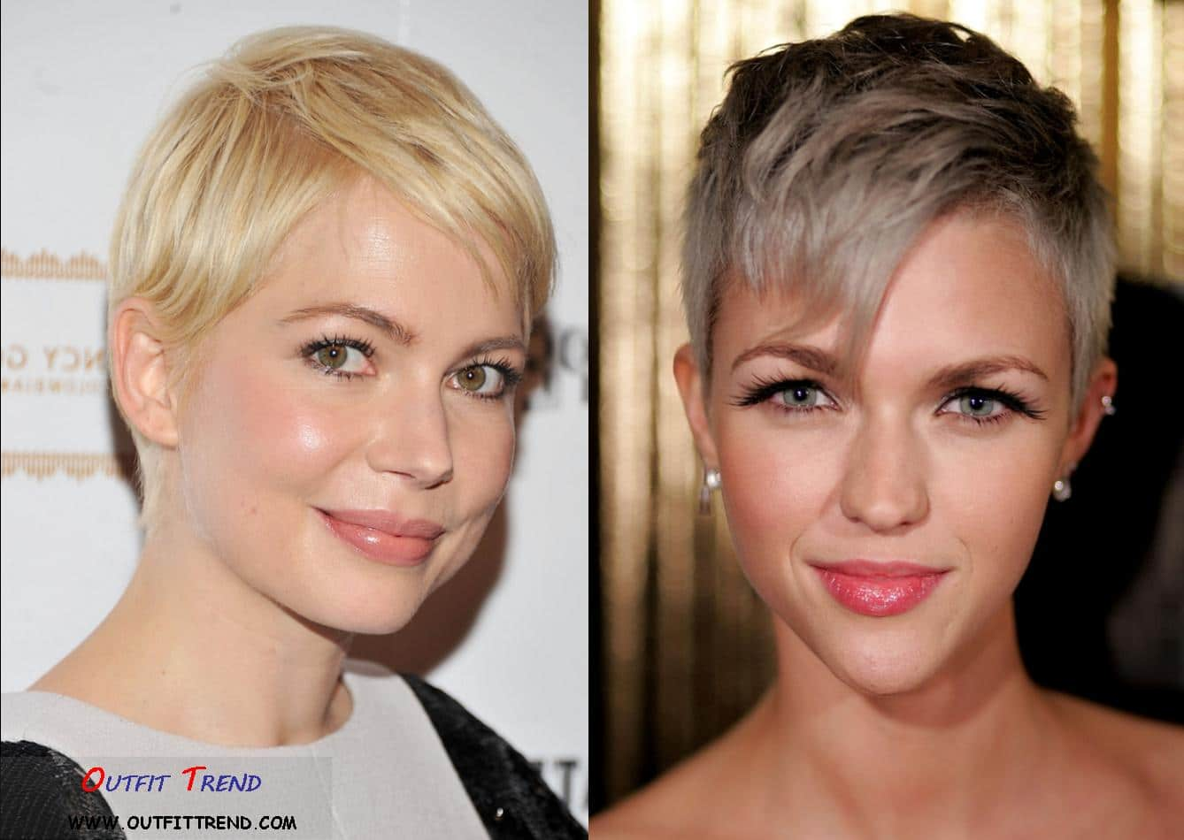 Stylish-Short-Hairstyles 14 Top Celebrities Inspired Short Hairstyles To Follow This Year