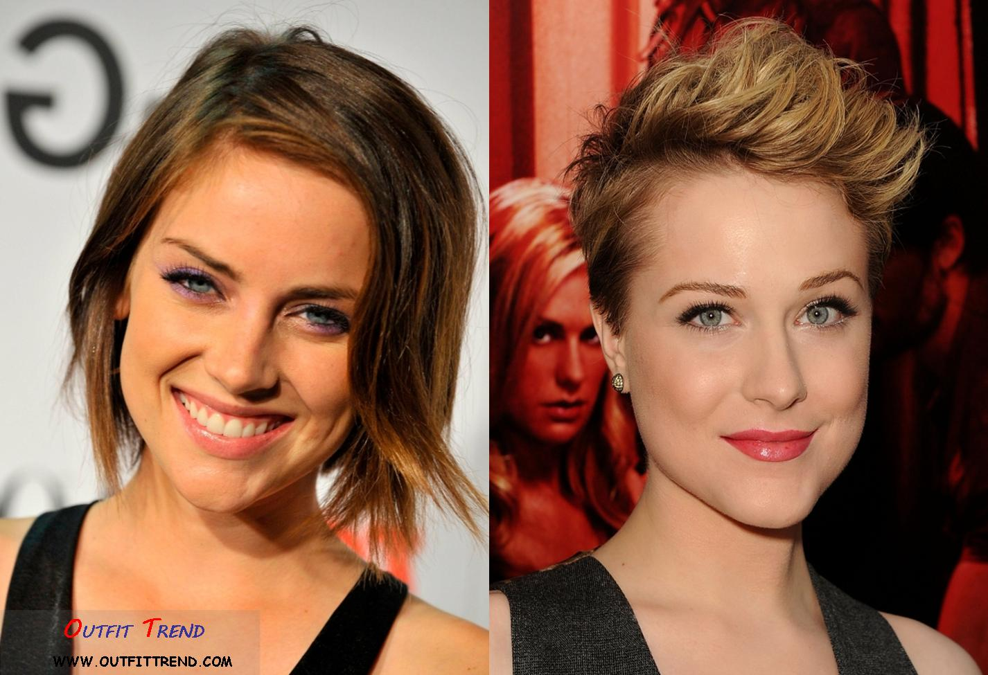 Trendy-Short-Hair-Styles 14 Top Celebrities Inspired Short Hairstyles To Follow This Year