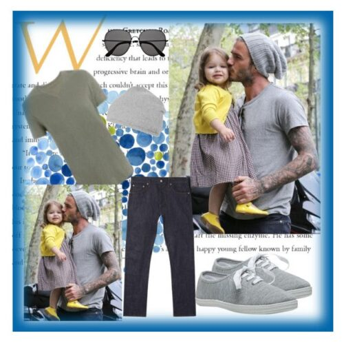 d3469f7db072eec49721e7f966bd3828-500x498 David Beckham Casual Outfit Style - Celebrities Outfit Ideas