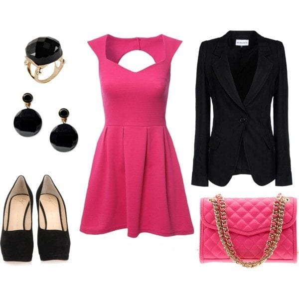 20 stylish valentine outfits combination