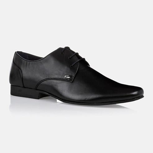 Black-Lacoste-Shoes-For-Men Lacoste's Latest and Amazing Shoes Collection for Men