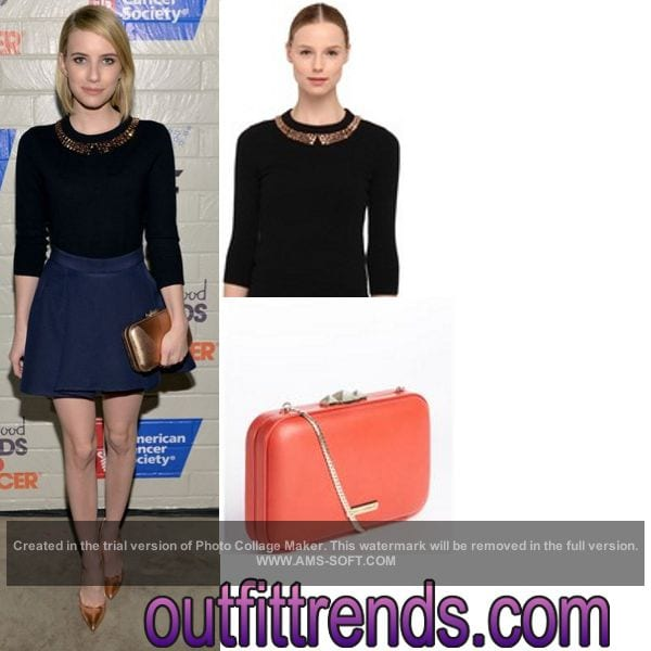 Emma Watson Fashion Trends
